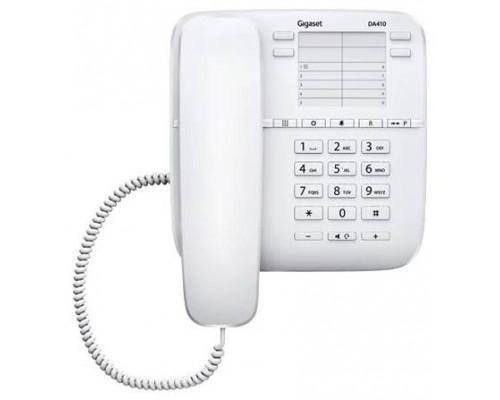 Телефон Gigaset DA410 (белый)