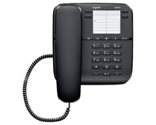 Телефон Gigaset DA410 (черный)
