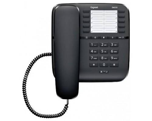 Телефон Gigaset DA510 (черный)
