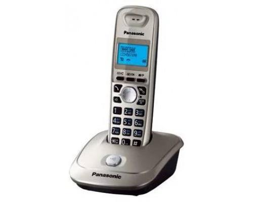 Р/телефон Panasonic KX-TG2511RUN (платиновый)