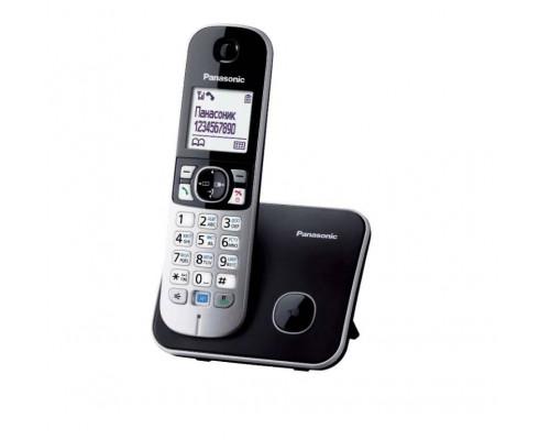 Р/телефон Panasonic KX-TG6811RUB (черный)