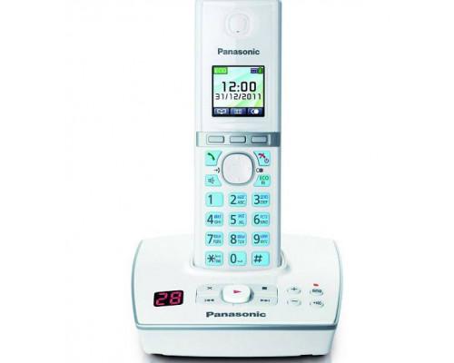 Р/телефон Panasonic KX-TG8061RUW (белый, автоответчик)
