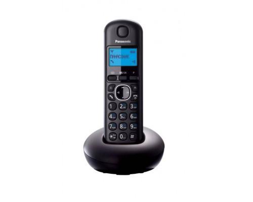 Р/телефон Panasonic KX-TGB210RUB (чёрный)