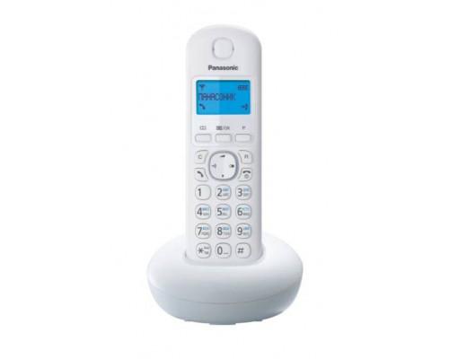 Р/телефон Panasonic KX-TGB210RUW (белый)
