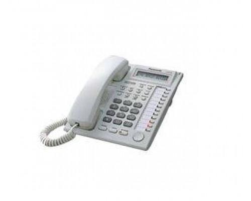 Телефон Panasonic KX-T7730RU, системный