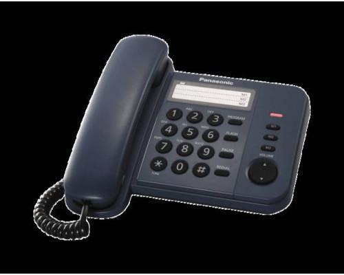 Телефон Panasonic KX-TS2352RUC (синий)