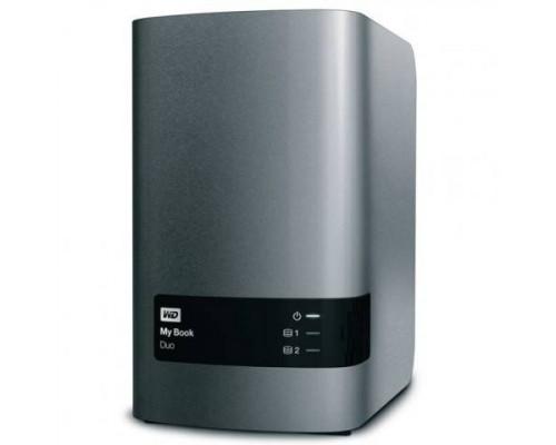 Внешний жесткий диск 6TB Western Digital WDBRMH0060JCH-EEUE My Book Duo,2BAY ,USB 3.0